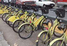 Ecobici sistema público y gratuito de bicicletas de la Ciudad de Buenos Aires. Foto: Damián Profeta. Claves21.com.ar. Licencia Creative Commons BY-NC-SA 2.0.