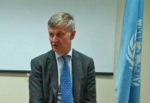 Erik Solheim, director ejecutivo del Programa de Naciones Unidas para el Medio Ambiente (PNUMA). Foto: Damián Profeta. Licencia: Creative Commons CC BY-SA 2.0.
