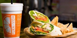 Restaurantes naturales: comida sana y divertida