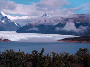 Foto del Glaciar Perito Moreno.