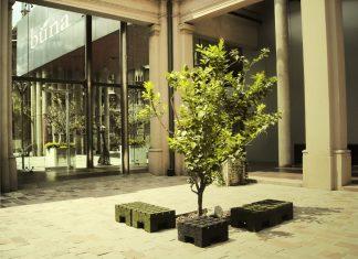 Muebles sustentables.