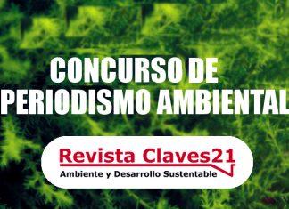 Concurso Periodismo Ambiental Claves21
