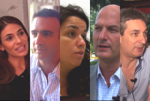 Periodismo Ambiental: video - hablan los periodistas ambientales.