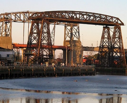 Riachuelo Puente Avellaneda - Foto: Damian Profeta