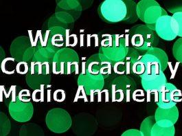 Comunicacion y Medio Ambiente Webinario de Claves21