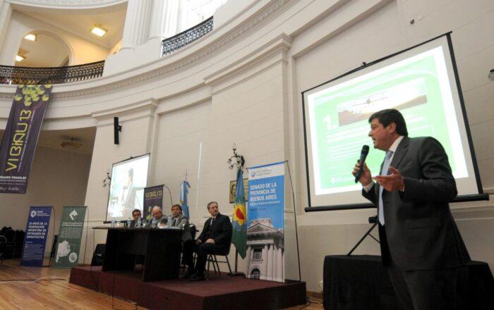 Una batería de propuestas para mejorar las condiciones ambientales de la Provincia.