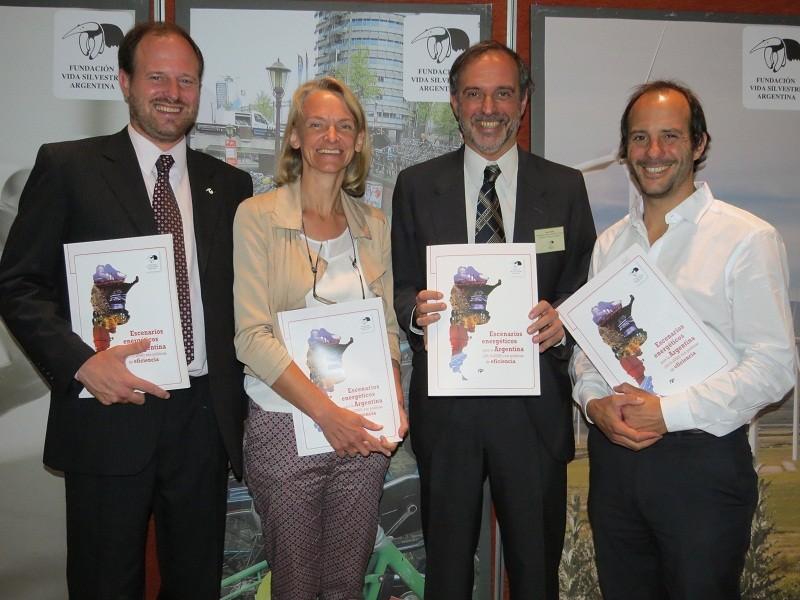 consumo sustentable y energía en Argentina. Libro de la Fundación Vida Silvestre