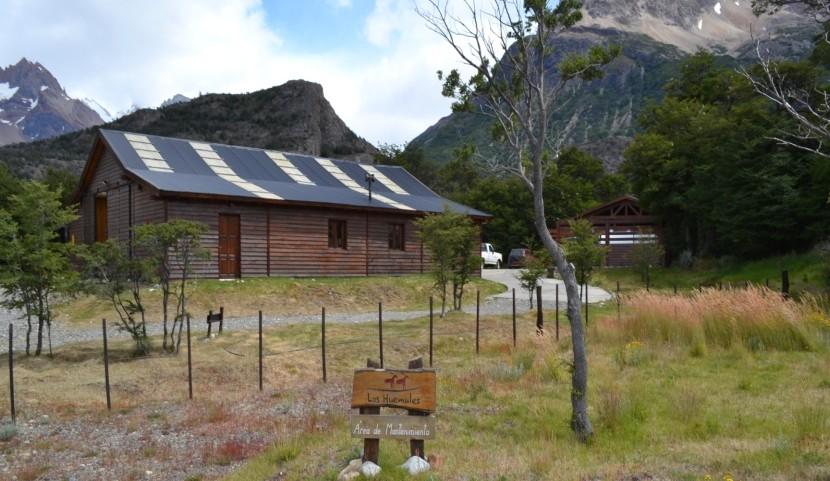 Turismo Sustentable: Los Huemules - El Chalten Claves21.com.ar