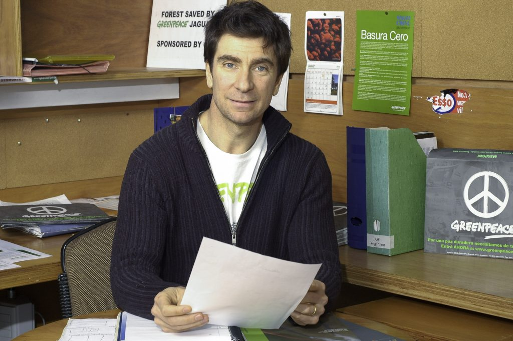Martin Prieto Greenpeace