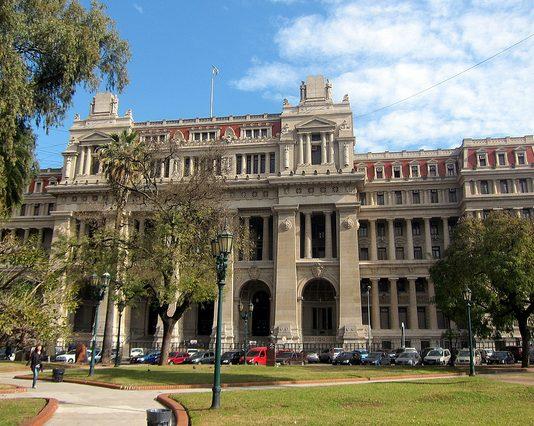 Oficina de Justicia Ambiental Corte Suprema de Justicia de la Nación