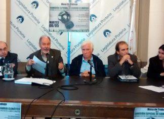 Cambio Climático IPCC 2014 Panel Legislatura Buenos Aires Argentina