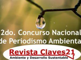 Concurso de Periodismo Ambiental 2014 Revista Claves21