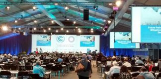 COP20 Conferencia Cambio Climatico Lima 2014 foto