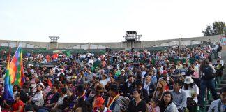 Cumbre de los Pueblos Cambio Climatico Lima COP20