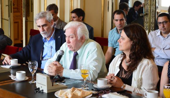 Cambio Climático en Argentina: Vicente Barros, científico del IPCC.