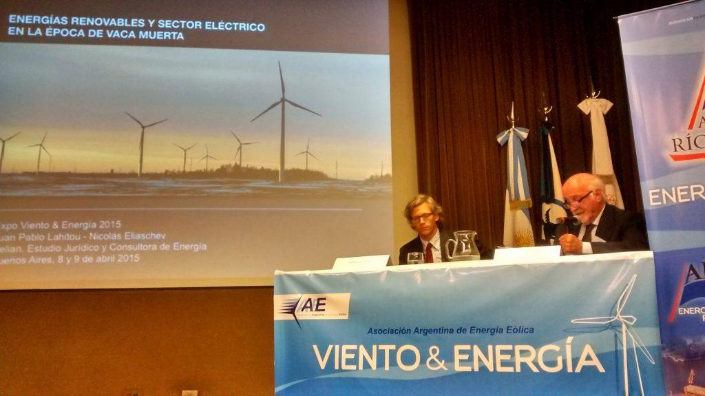 Lahitou expo viento y energías renovables