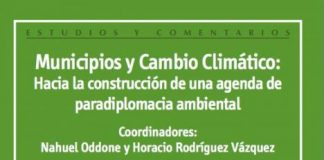 Libro Municipios y Cambio Climático Nahuel Oddone
