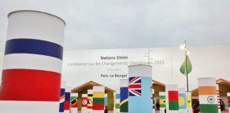 COP21: Conferencia de Naciones Unidas sobre el Cambio Climático. París 2015. Foto: Damián Profeta. Licencia CC BY-SA.