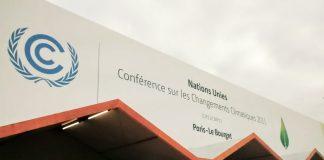 COP21 cambio climatico Paris