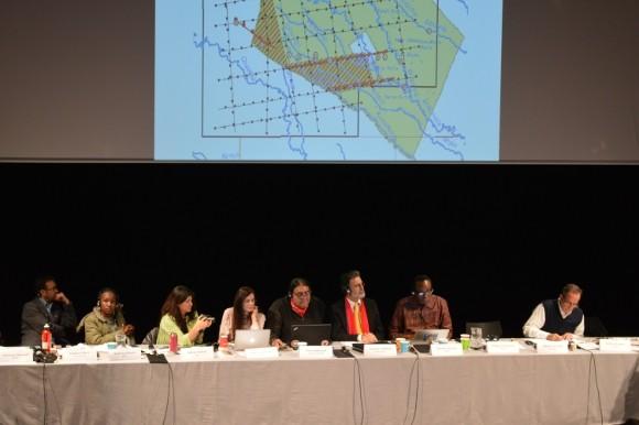 Tribunal Internacional por los Derechos de la Naturaleza. Foto: Damián Profeta. Licencia CC BY-SA.