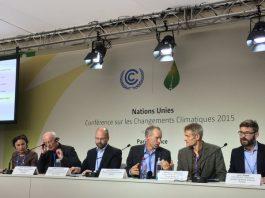 COP21: críticas de científicos al borrador de acuerdo sobre cambio climático en París. Foto: Fermín Koop. Licencia: CC BY-SA.