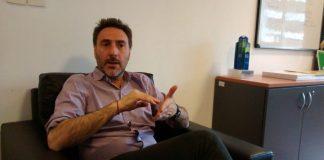 Juan Carlos Villalonga: ex Greenpeace, fundador de Los Verdes, es titular de la Agencia de Protección Ambiental porteña y actual diputado de la Nación. Foto: Damián Profeta. Licencia: CC BY-SA 2.0.