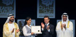 Nueva edición del Premio Zayed Energía del Futuro