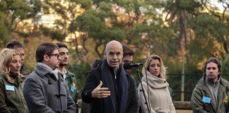 Rodríguez Larreta anunció la transformación del Zoológico porteño. Foto: Prensa GCBA.