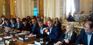 Asamblea del Consejo Federal de Medio Ambiente -COFEMA: firma del Acuerdo Federal sobre Cambio Climático. Foto: Damián Profeta. Licencia Creative Commons CC BY-NC 2.0.