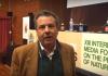 Giuseppe Onufrio, director ejecutivo de Greenpeace Italia.