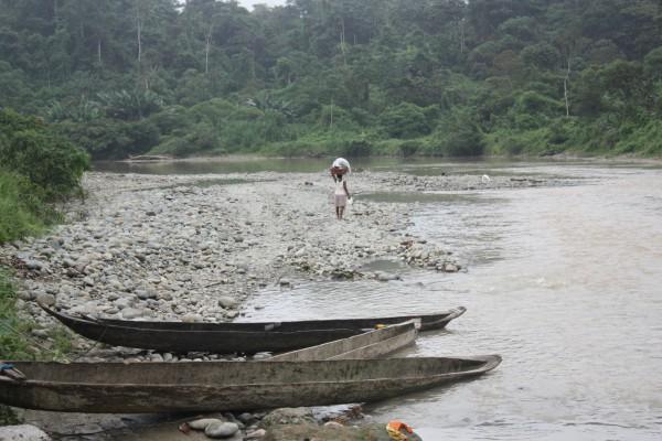 Los peces que consumen las comunidades acumulan los tóxicos.