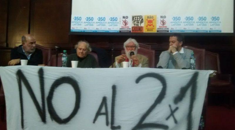 El teólogo y ecologista brasileño Leonardo Boff visitó la Argentina para presentar su libro más reciente, Una ética para la Madre Tierra.