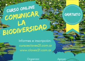 Este curso online de Claves21 sobre comunicación de la biodiversidad es totalmente gratuito.