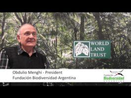 Obdulio Menghi Fundación Biodiversidad Argentina