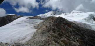 Huayna Potosí (Bolivia). Foto: Romain Lefort. Licencia: CC BY NC SA 2.0.