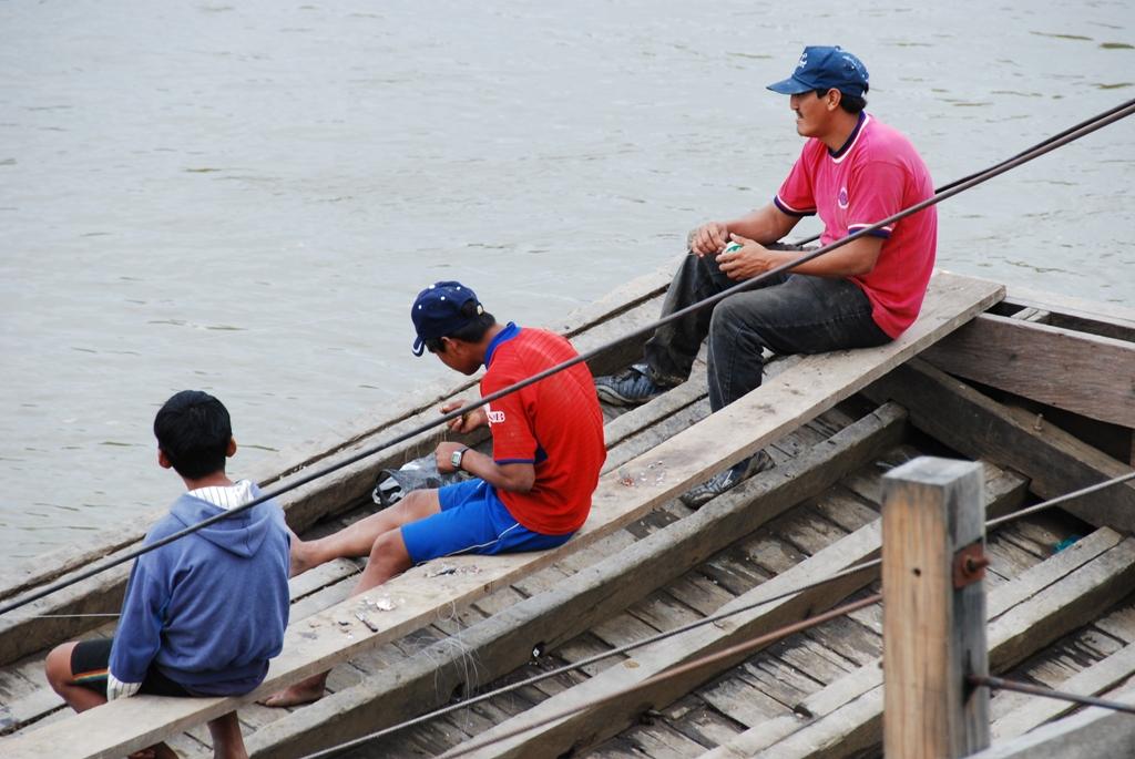 Actividades en el río Amazonas. Foto: Kristin Miranda CC BY-ND 2.0