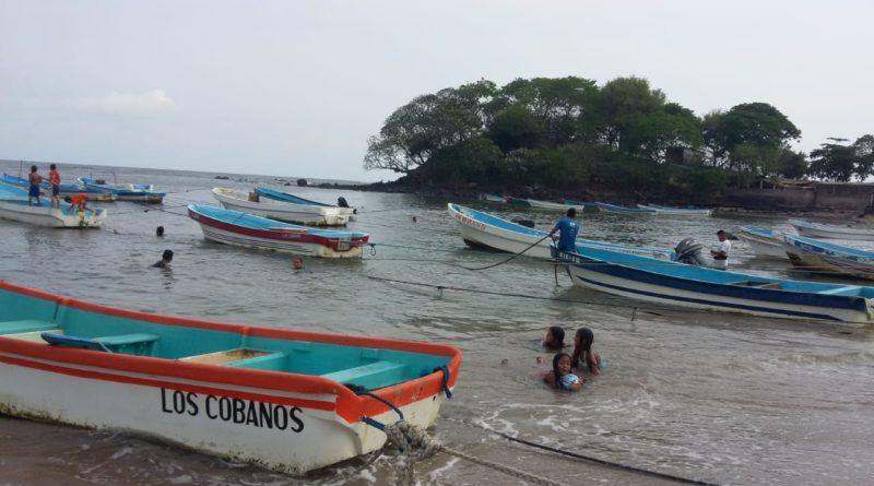 Los Cóbanos es una de las 16 áreas naturales protegidas de El Salvador.