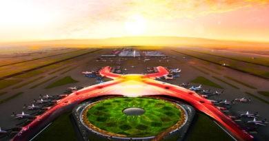 El nuevo aeropuerto de la Ciudad de México se construye donde se proyectó uno de los mayores parques urbanos del mundo.