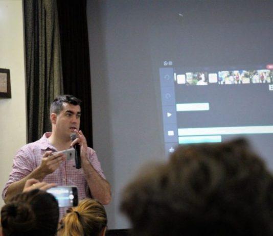 Matías Amigo, experto en periodismo móvil. Foto: matiasamigo.com