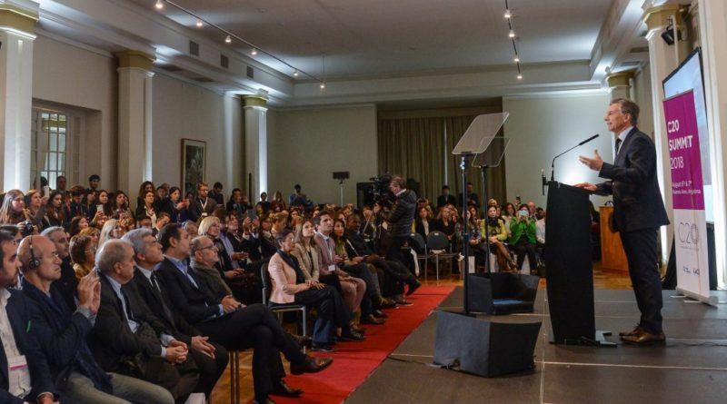 G20: la Argentina tiene una oportunidad única de influir en los gobiernos del G20 de cara a la Cumbre del Clima (COP24)