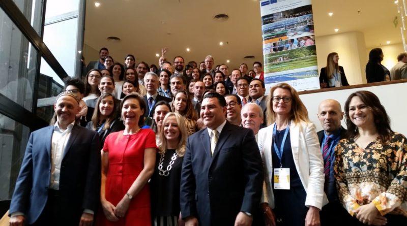 Euroclima+ es el programa insignia de la Unión Europea en cambio climático.
