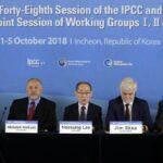 El IPCC presentó su informe de análisis sobre los impactos que tendría en el mundo la suba de 1.5ºC de la temperatura.