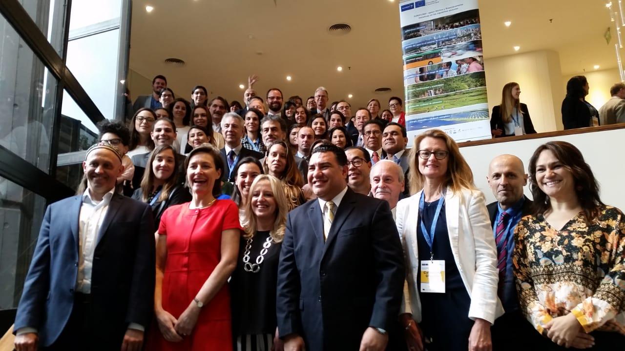 Euroclima+ es el programa insignia de la Unión Europea en cambio climático que promueve el intercambio entre Europa y 18 países de América Latina. Foto: Damián Profeta.