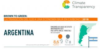 Brown to Green: la transición del G20 a una economía baja en carbono.
