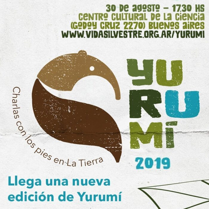 """Edición 2019 de """"Yurumí: Charlas con los pies en La Tierra"""", de la Fundación Vida Silvestre."""